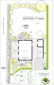 mail plan 1 100 Smultronvägen 16 Hammarö 2015